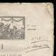DÉTAILS  02 | Décret - Révolution Française - 1792 - Augmentation de traitement à accorder aux Gens de guerre qui entreront en campagne | Portrait de Napoléon Bonaparte au Pont d'Arcole (Antoine-Jean Gros)