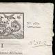 DÉTAILS  02 | Décret - Révolution Française - 1792 - Transport des Convois Militaires | Un Gagnant de la Bastille (Charles Thevenin)