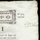 DÉTAILS  02 | Décret - Louis XVI - 1791 - Officiers de la Garde Nationale | La Mort de Marat (Jacques-Louis David)