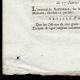 DÉTAILS  03 | Décret - Louis XVI - 1791 - Officiers de la Garde Nationale | La Mort de Marat (Jacques-Louis David)