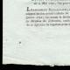 DÉTAILS  03   Décret - Révolution Française - 1792 - Suppression de condamnations infligées aux soldats   Portrait de Napoléon Bonaparte, Premier Consul (Baron Antoine-Jean Gros)