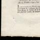 DÉTAILS  03 | Décret - Révolution Française - 1792 - Gratification aux soldats de la Garde soldée du Roi | La Liberté guidant le peuple (Eugène Delacroix)