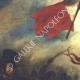 DÉTAILS  05 | Décret - Révolution Française - 1792 - Gratification aux soldats de la Garde soldée du Roi | La Liberté guidant le peuple (Eugène Delacroix)