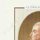 DÉTAILS  05 | Décret - Révolution Française - 1793 - Paiement des appointements des Officiers et soldats blessés | Portrait de La Tour d'Auvergne (1743-1800)