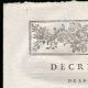 DETAILS  01   Decree - French Revolution - 1793 - Requisition of citizen soldiers   Portrait of Louis Antoine de Saint-Just (1767-1794)