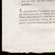 DETAILS  03   Decree - French Revolution - 1793 - Requisition of citizen soldiers   Portrait of Louis Antoine de Saint-Just (1767-1794)