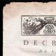 DÉTAILS  01   Décret - Révolution Française - 1793 - Rappel des Grenadiers de la Convention nationale   Portrait de Marianne - Figure symbolique de la République française