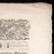 DÉTAILS  02 | Décret - Révolution Française - 1792 - Transports militaires | Portrait de Ladislas Ignace de Bercheny (1689-1778)