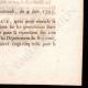 DÉTAILS  04 | Décret - Louis XVI - 1791 - Soldats auxiliaires | Portrait de Pierre Daumesnil (1776-1832)