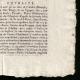 DETTAGLI  04 | Luigi XVI di Francia - Journal de Paris - Martedì, 9 Dicembre 1788 | Ritratto di Charlotte Corday (Tony Robert-Fleury)