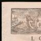 DETAILS  01 | Decree - Louis XVI of France - 1791 - Alsace and Foix Regiments | Portrait of Ladislas Ignace de Bercheny (1689-1778)