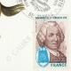 DETAILS  08 | Decree - Louis XVI of France - 1791 - Alsace and Foix Regiments | Portrait of Ladislas Ignace de Bercheny (1689-1778)