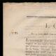 DÉTAILS  01 | Décret - Révolution Française - 1792 - Soldats de la Garde nationale de Paris | Bonaparte franchissant le Grand-Saint-Bernard (Jacques-Louis David)