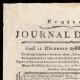 DETTAGLI  01   Luigi XVI di Francia - Journal de Paris - Giovedì, 11 Dicembre 1788   Ritratto di Luigi XVI di Francia (Joseph Siffred Duplessis)