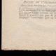 DETALLES  03 | Decreto - Revolución Francesa - 1792 - Aumento de salario para soldados en guerra | Bonaparte - Campaña en Egipto