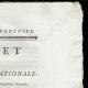 DETAILS  02 | Decree - French Revolution - 1793 - Bankruptcy of the Rohan-Guémené | Portrait of Antoine Barnave (1761-1793)