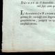 DETAILS  03   Decree - Louis XVI of France - 1791 - Marriage waivers   Napoleon at the Saint-Bernard Pass (Jacques-Louis David)