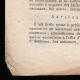 DETAILS  03 | Decree - French Revolution - 1792 - Municipalities request authorization to purchase national buildings | Portrait of Gilbert du Motier de La Fayette (1757-1834)