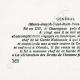 DETAILS  07 | Decree - French Revolution - 1792 - Municipalities request authorization to purchase national buildings | Portrait of Gilbert du Motier de La Fayette (1757-1834)