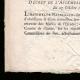 DÉTAILS  03   Décret - Louis XVI - 1790 - Modification du Code pénal de la Marine   Portrait de Gilbert du Motier de La Fayette (Joseph-Désiré Court)