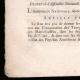 DÉTAILS  03 | Décret - Louis XVI - 1790 - Désordres commis par les ci-devant soldats des troupes Belges | La Mort de Marat (Jacques-Louis David)