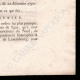 DÉTAILS  04 | Décret - Louis XVI - 1790 - Désordres commis par les ci-devant soldats des troupes Belges | La Mort de Marat (Jacques-Louis David)