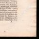 DÉTAILS  04 | Edit du Roi - Louis XIV - 1714 - Trésoriers de l'Extraordinaire des Guerres | Louis XIV et le Château de Versailles