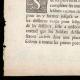 DÉTAILS  03   Ordonnance - Louis XV - 1760 - Recrues pour compléter les Troupes   Portrait de Louis XV (Louis-Michel van Loo)
