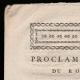 DÉTAILS  01   Proclamation du Roi - Louis XVI - 1790 - Désordres dans le port de Brest   Un Gagnant de la Bastille (Charles Thevenin)