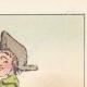 DÉTAILS  06   Déclaration du Roi - Louis XVI - 1789 - Vacance des Parlements du Royaume   Caricature de la Révolution Française - J'y vais aux Jacobins...