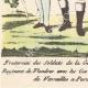 DÉTAILS  07 | Décret - Louis XVI - 1790 - Discours du Roi à l'Assemblée nationale | Caricature de la Révolution Française - Fraternité des Soldats