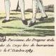DÉTAILS  08 | Décret - Louis XVI - 1790 - Discours du Roi à l'Assemblée nationale | Caricature de la Révolution Française - Fraternité des Soldats