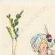 DÉTAILS  05 | Lettre patente du Roi - Louis XVI - 1790 - Assemblées électorales | Caricature de la Révolution Française