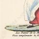 DÉTAILS  07 | Lettre patente du Roi - Louis XVI - 1790 - Assemblées électorales | Caricature de la Révolution Française