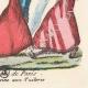 DÉTAILS  08 | Lettre patente du Roi - Louis XVI - 1790 - Assemblées électorales | Caricature de la Révolution Française