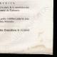 DÉTAILS  04 | Décret - Louis XVI - 1791 - Nouvelle Organisation du Trésor public | Révolution Française - Bataille de rue