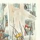 DÉTAILS  06 | Décret - Louis XVI - 1791 - Nouvelle Organisation du Trésor public | Révolution Française - Bataille de rue
