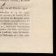 DÉTAILS  04 | Décret - Louis XVI - 1791 - Vente des fruits des Domaines nationaux | Révolution Française - Enfant sur son canon