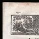 DÉTAILS  01 | Décret - Louis XVI - 1791 - Comptabilité de la Ferme générale et de la Régie générale | Révolution Française - Attaque de la Bastille