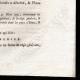 DÉTAILS  04 | Décret - Louis XVI - 1791 - Comptabilité de la Ferme générale et de la Régie générale | Révolution Française - Attaque de la Bastille