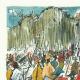 DÉTAILS  05 | Décret - Louis XVI - 1791 - Comptabilité de la Ferme générale et de la Régie générale | Révolution Française - Attaque de la Bastille