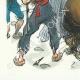 DÉTAILS  07 | Décret - Louis XVI - 1791 - Comptabilité de la Ferme générale et de la Régie générale | Révolution Française - Attaque de la Bastille