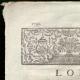 DÉTAILS  01 | Décret - Révolution Française - 1792 - Caisse de l'Extraordinaire ouvrira le remboursement de l'emprunt | Révolution Française - Couple au chapeau
