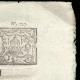 DÉTAILS  02 | Décret - Révolution Française - 1792 - Caisse de l'Extraordinaire ouvrira le remboursement de l'emprunt | Révolution Française - Couple au chapeau