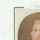 DÉTAILS  05 | Proclamation du Roi - Louis XVI - 1791 - Installation d'un Tribunal à Orléans | Portrait de Emmanuel-Joseph Sieyès (1748-1836)