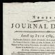 DÉTAILS  01 | Révolution Française - Journal de Paris - Lundi 29 Juin 1789 | La Liberté guidant le peuple (Eugène Delacroix)
