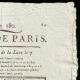 DÉTAILS  02 | Révolution Française - Journal de Paris - Lundi 29 Juin 1789 | La Liberté guidant le peuple (Eugène Delacroix)