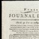 DÉTAILS  01 | Révolution Française - Journal de Paris - Mardi 30 Juin 1789 | Bonaparte franchissant le Grand-Saint-Bernard (Jacques-Louis David)