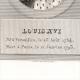 DÉTAILS  03   Document Historique - Règne de Louis XVI de France - 1774 - Louis XVI devient Roi de France et de Navarre