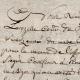 DÉTAILS  07   Document Historique - Règne de Louis XVI de France - 1774 - Louis XVI devient Roi de France et de Navarre
